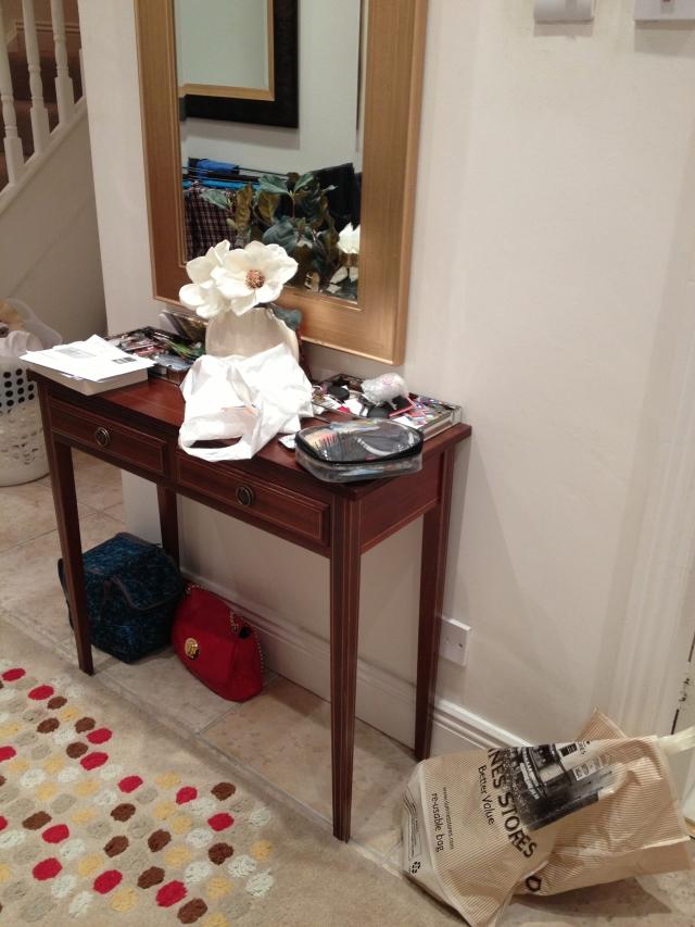 Organising The Hall Before Shot 2
