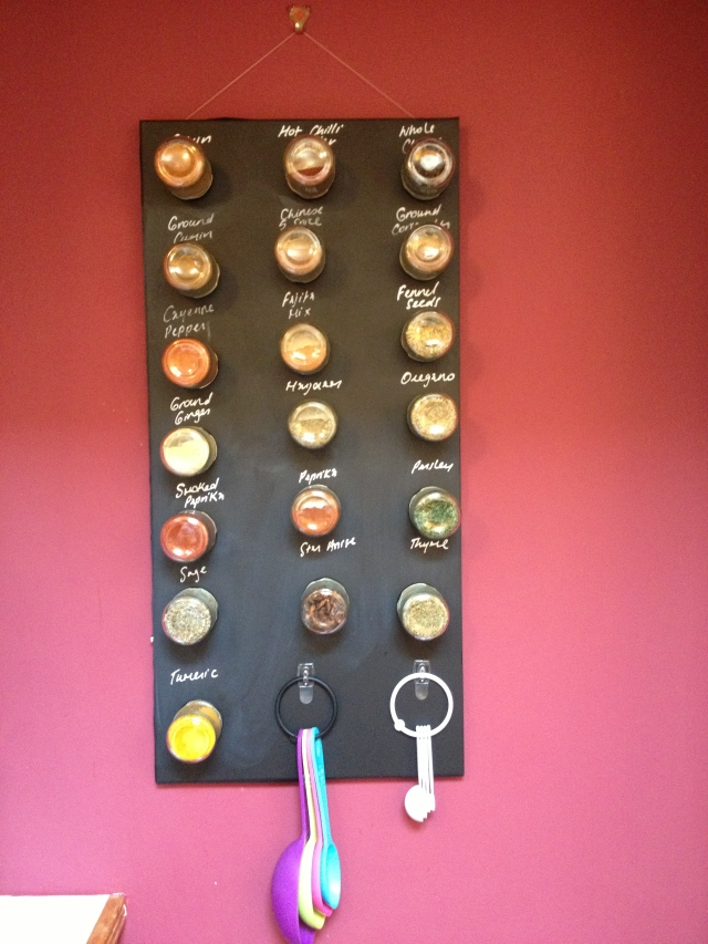 How To Build A Wall Mounted Spice Rack - Photo 12